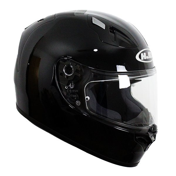 Casco Hjc Fg17 Negro Brillo