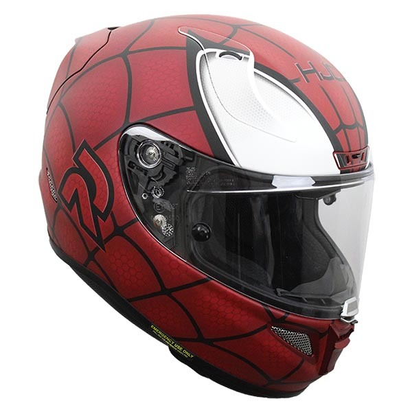 Casco Hjc Rpha 11 Spiderman