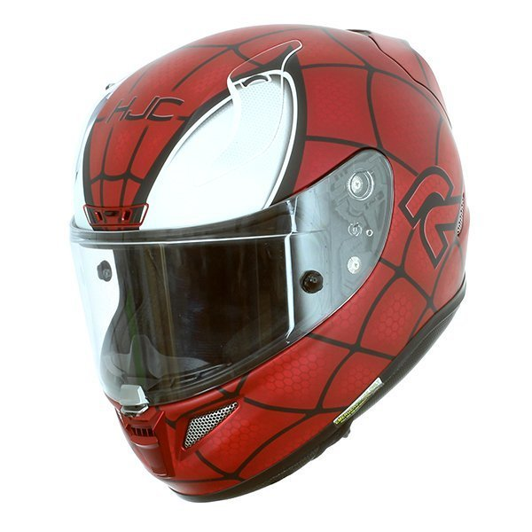 Casco Hjc Rpha 11 Spidermant