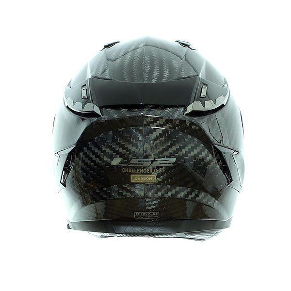 Casco LS2 FF327 Challenger Carbon