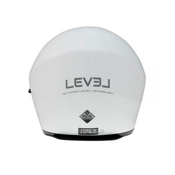 Casco modular Level LUP1 BLANCO