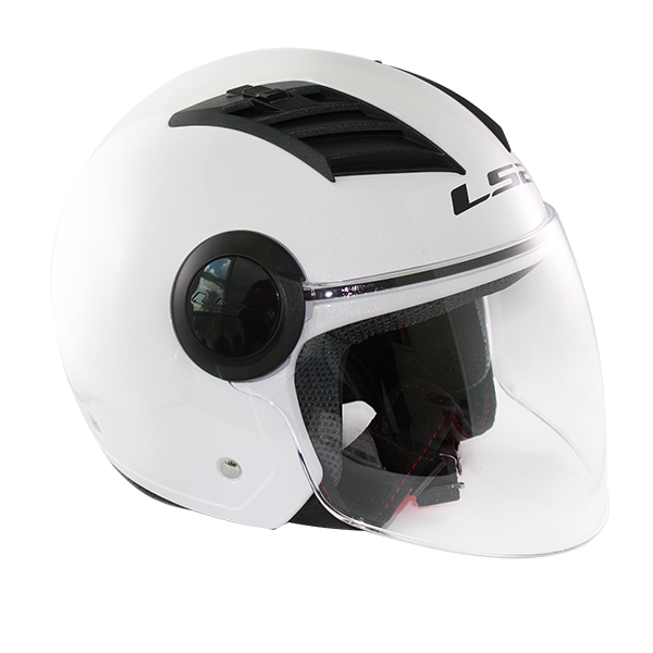 Casco Ls2 OF562 AirFlow Blanco