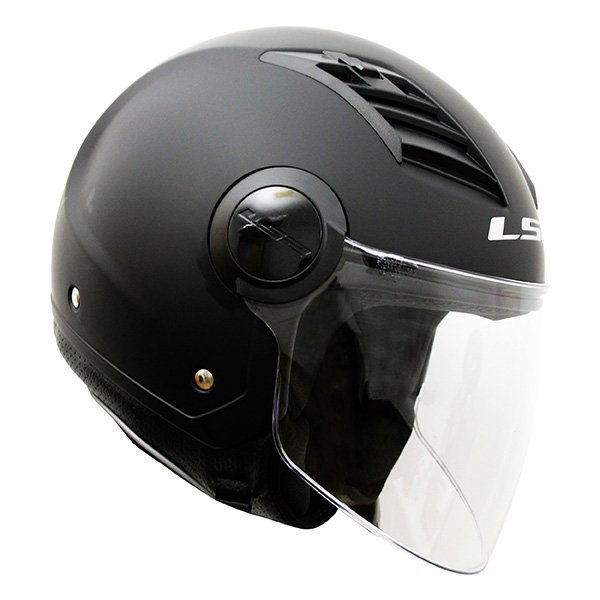 Casco Ls2 OF562 AirFlow Negro Mate