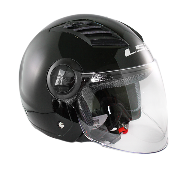 Casco Ls2 OF562 AirFlow Negro