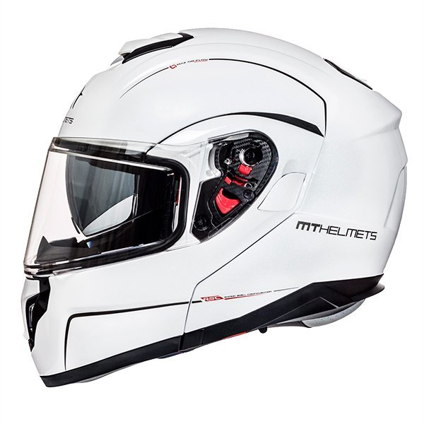 Casco MT Atom SV Blanco