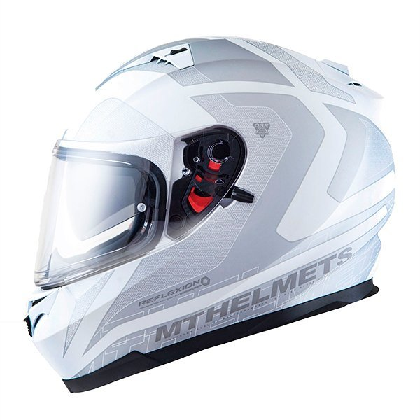 Casco MT Blade SV Negro Brillo