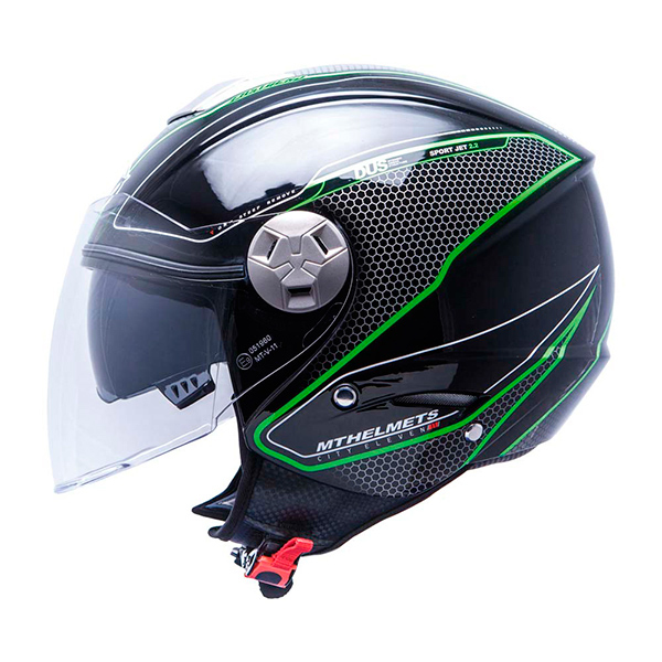 Casco MT City Eleven Dynamic Ng Vr