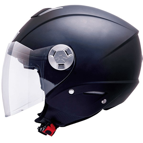 Casco MT City Eleven SV Negro Mate