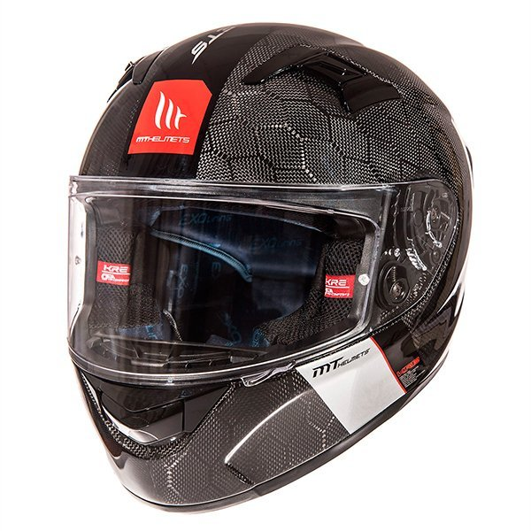 Casco MT KRE Snake carbon