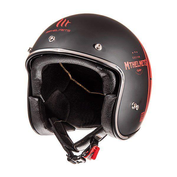 Casco MT Le Mans 2 SV Divenire A0 Rojo