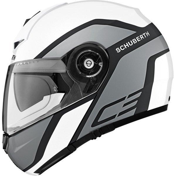 Casco Schuberth C3 Pro Observer Blanco