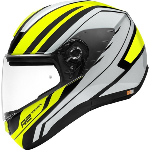 Casco Schuberth R2 Enforcer amarillo