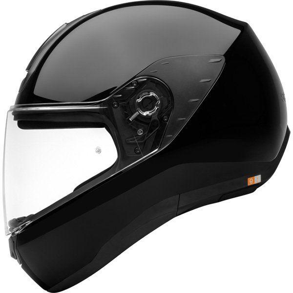 Casco Schuberth R2 negro brillo