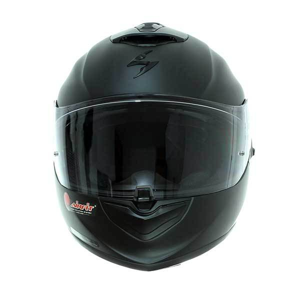 Casco Scorpion Exo-1400 Air Negro Mate