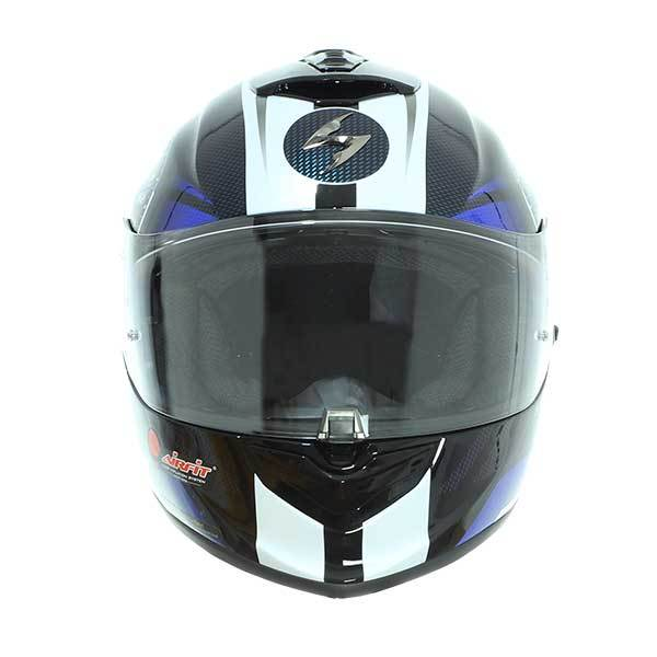 Casco Scorpion Exo-1400 Air Torque Azul