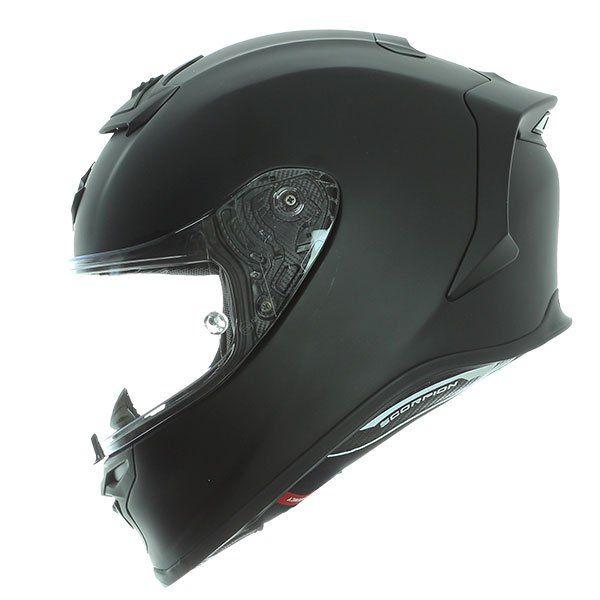 Casco Scorpion Exo-R1 Air Negro Mate