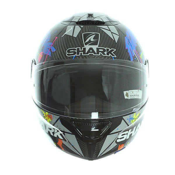 Casco Shark Spartan Carbon Catalunya GP