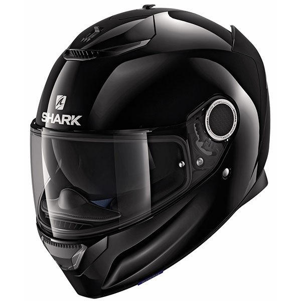 Casco Shark Spartan Negro