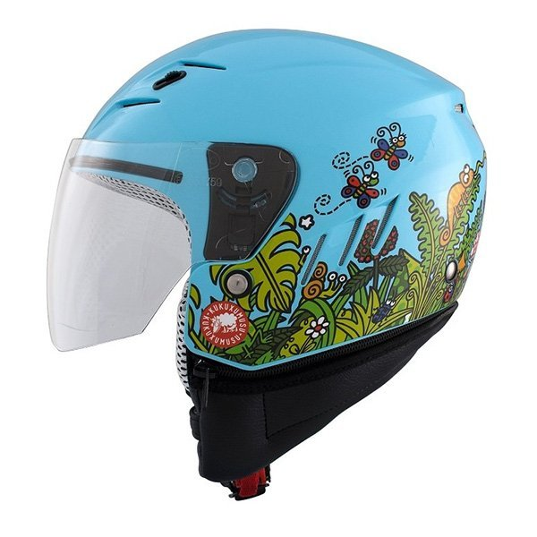 Casco Shiro SH20 Forestan Kids