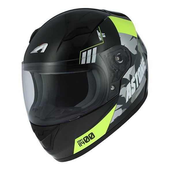 Casco infantil Astone GT2 Kids Army