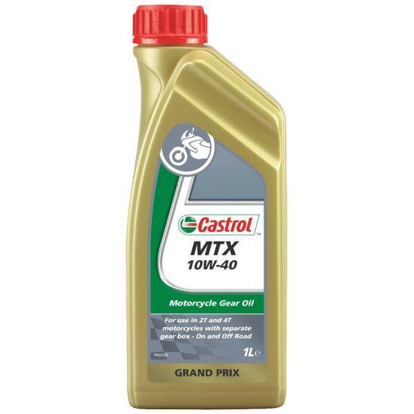 Castrol MTX 10W40  1L