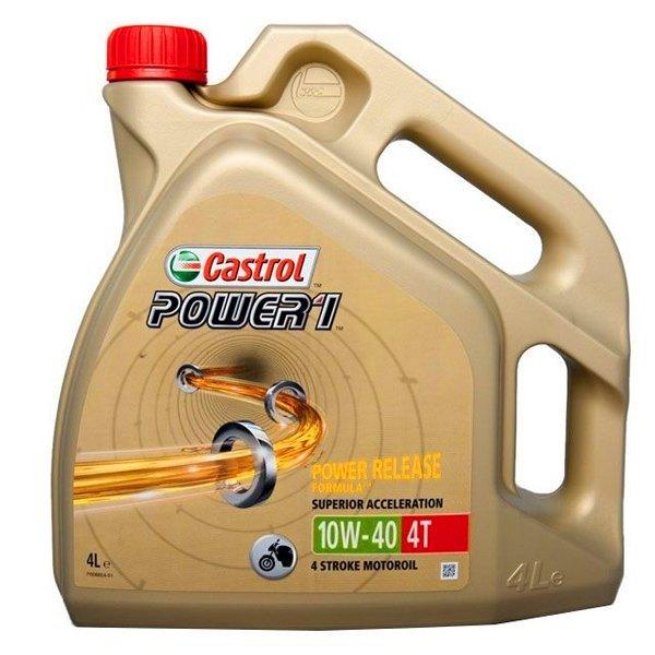 Castrol Power1 10w40 4T 4L 01