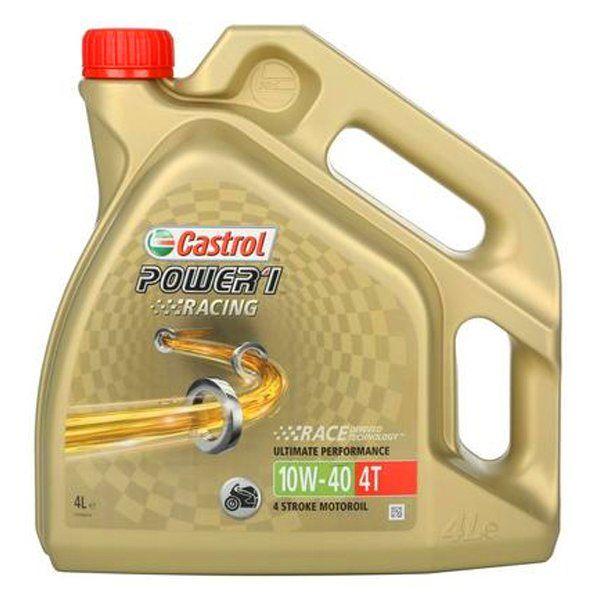 Castrol Power1 Racing 10w40 4T 4L 01