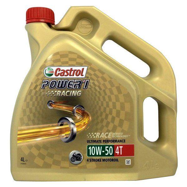 Castrol Power1 Racing 10w50 4T 4L 01