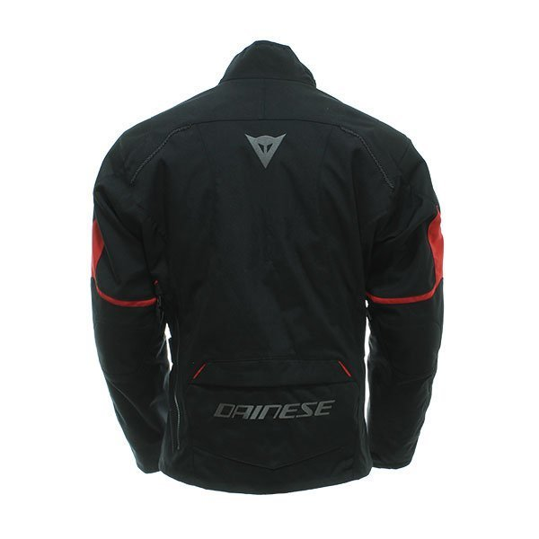 Chaqueta Dainese Tempest 2 D-Dry Negro Rojo