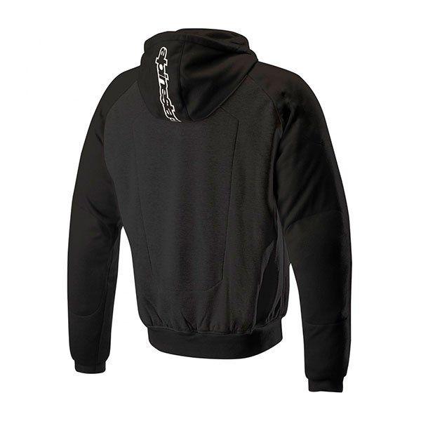 Chaqueta Alpinestars Chrome Sport hoodie Negro