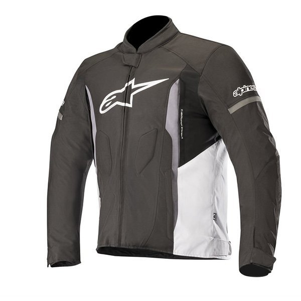 Chaqueta Alpinestars T-Faster Negro Blanco Gris