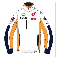 Chaqueta Honda Repsol Team Blanca