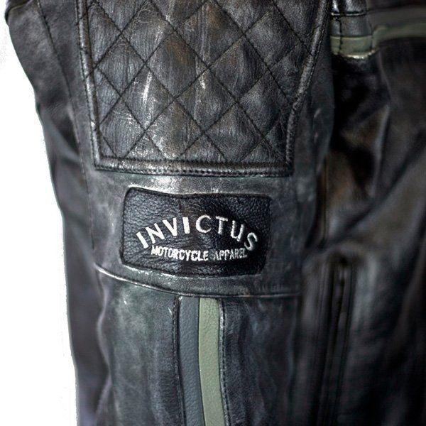 Chaqueta Invictus Dedalo Vintage  Gris