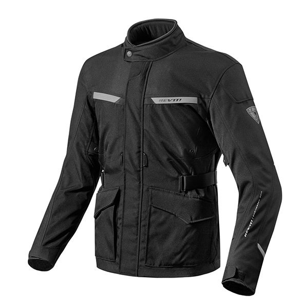 Chaqueta Revit  Enterprise Negro3