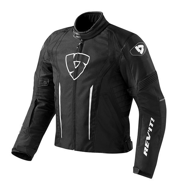 Chaqueta Revit Shield Negro2