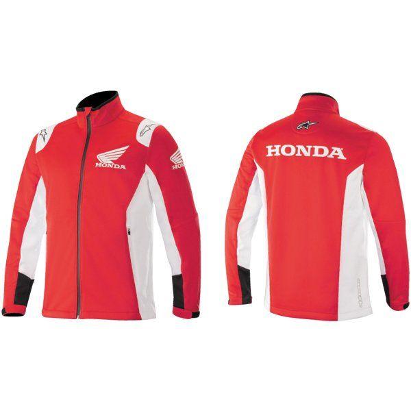 Chaqueta Softshell Alpinestars Honda 01