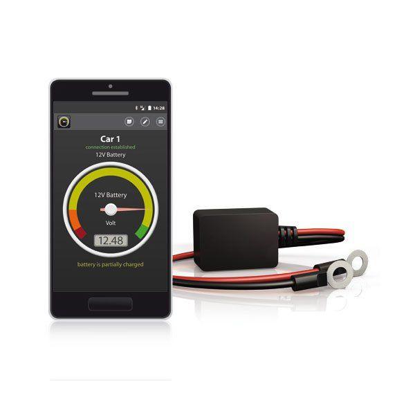 Control Bateria por Bluetooth 6-24h