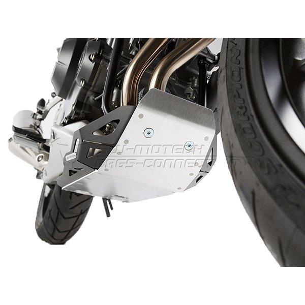 Cubrecarter SW Motech CB500X plata