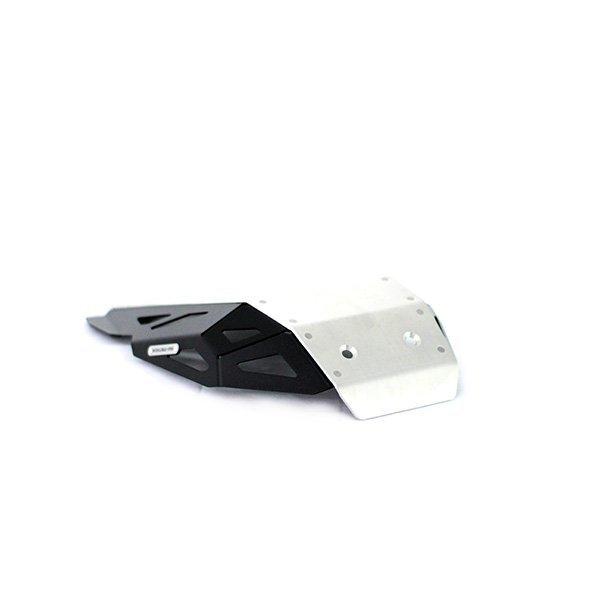 Cubrecarter SW Motech CB500X plata4