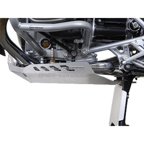 Cubrecarter SW Motech R1200GS 08-12 plata