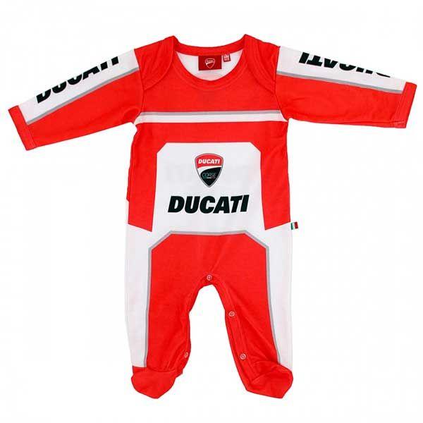 DUCATI KIDS BABY ONESIE RED 92