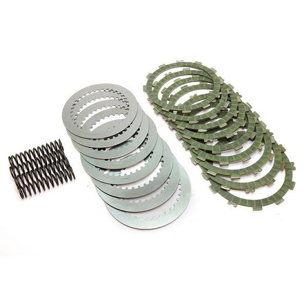 Dirt Race Clutch Set Inc Fibre Plate Set. Steel Pl