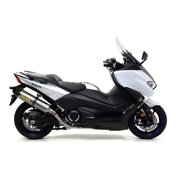 Escape Arrow Yamaha T-Max 530 2018 titanio homolo