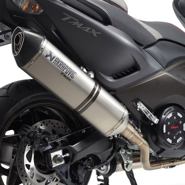 Escape Completo Akrapovic Tmax 530