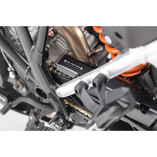 Extensión de protector de cadena SW Motech Honda