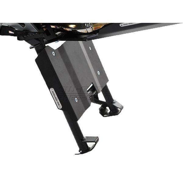 Extension cubrecarter SW Motech R1200 negro