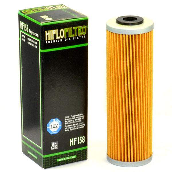 Filtro de Aceite Hiflofiltro HF650 (Antiguo HF158)