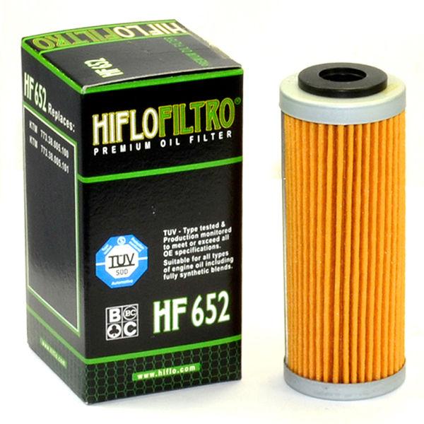 Filtro de Aceite Hiflofiltro HF652