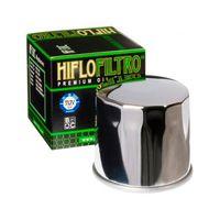 Filtro de aceite Hiflofiltro HF138C cromado