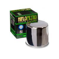 Filtro de aceite Hiflofiltro HF204C cromado